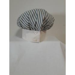 Cappello da cuoco bimba/o