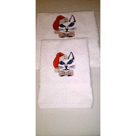 Asciugamano natalizio